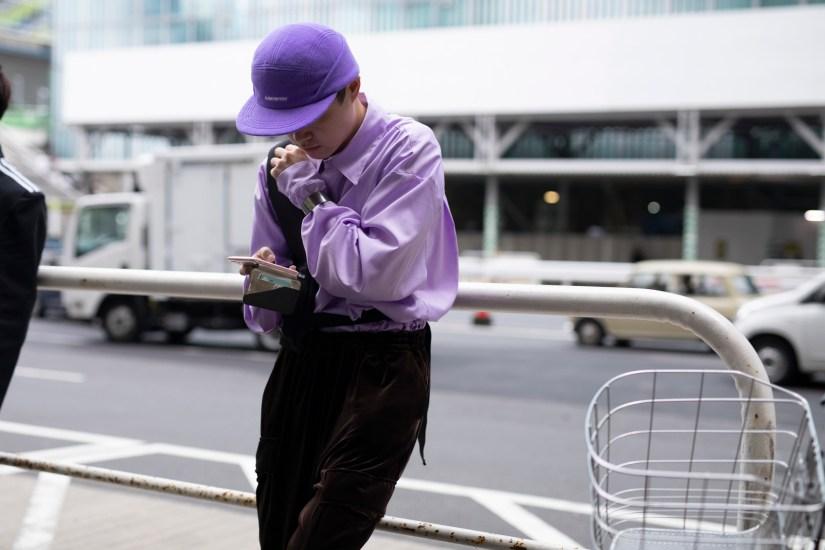 Tokyo str RS19 8043