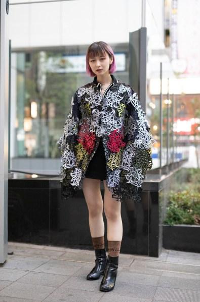 Tokyo str RS19 8176
