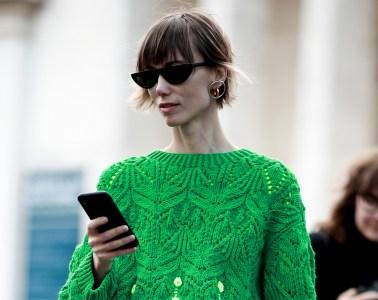Paris Fashion Week Street Style Spring 2019 Day 8 Cont.
