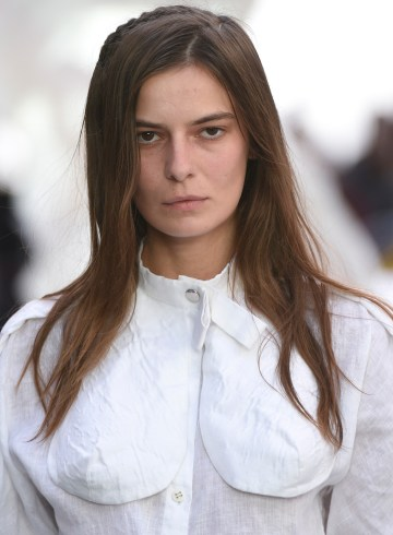 Vivienne Westwood Spring 2019 Fashion Show Runway Beauty