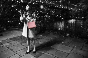 Kate Spade Holiday 2018 Ad Campaign by Inez & Vinoodh