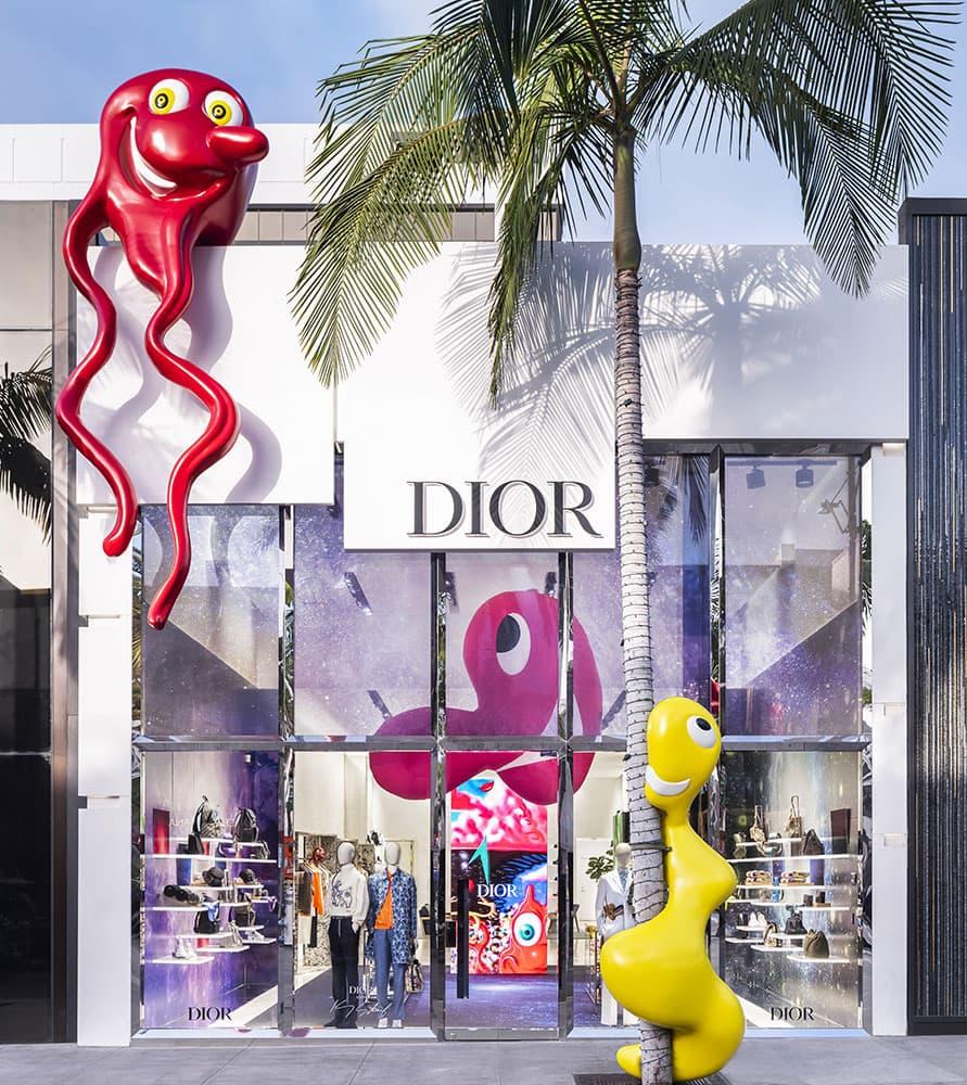 How Luxury Fashion Extends Brand Identity Through Art