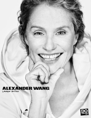 37 LAUREN HUTTON - AW X DOSOMETHING