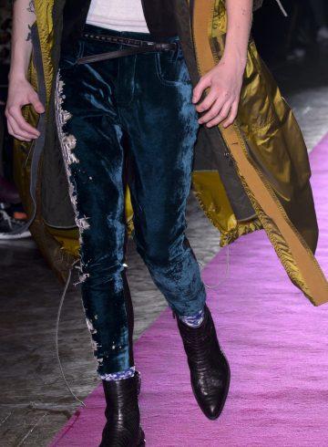 Haider Ackermann Fall 2017 Menswear Fashion Show Details