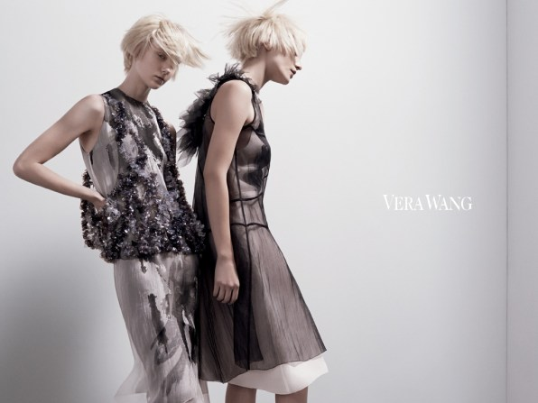 vera wang ad modco photo