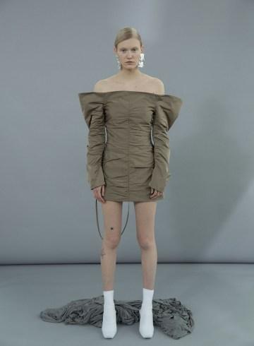 Andrea Jiapei Li Fall 2017 Fashion Show
