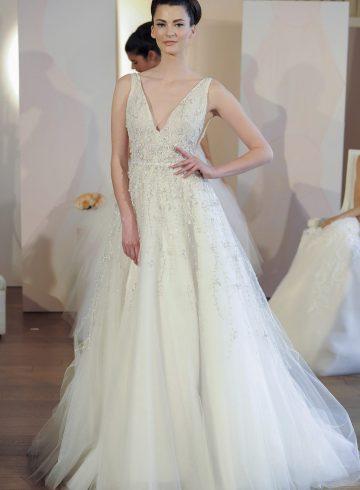 Anne Barge Spring 2018 Bridal Fashion Show