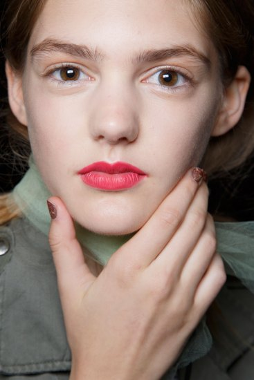 BADGLEY-MISCHKA-backstage-beauty-spring-2016-fashion-show-the-impression-35