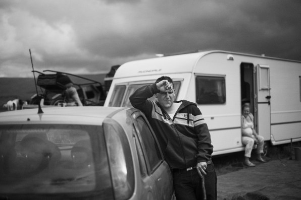 Personal Project, Appleby Horse Fair, 2015