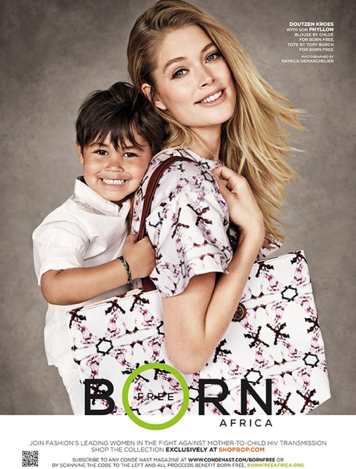 Born Free, Spring 2014