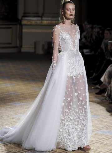 Berta Bridal Spring 2018 Bridal Fashion Show