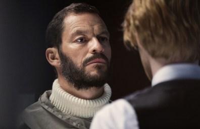 Dominic West as Sir Ernest Shackleton