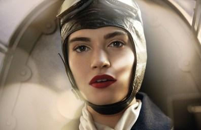 Lily James as Betty Dawson