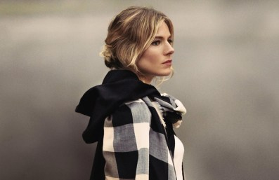 Sienna Miller as Thomas' fictional first love