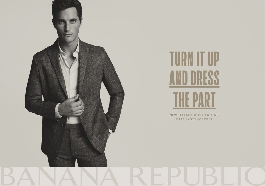 Banana Republic | Fall Campaign, 2016
