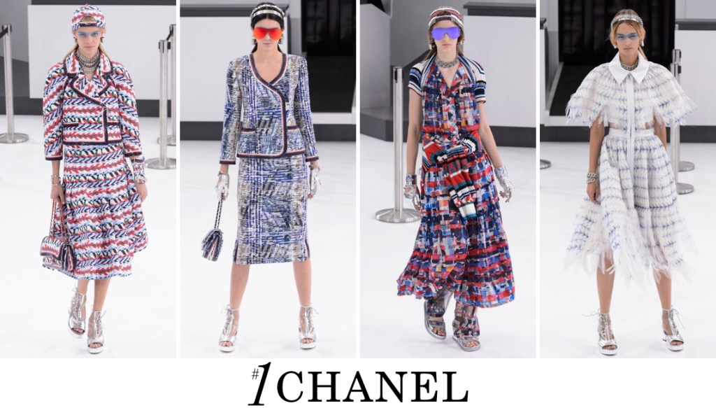 Chanel Top 10 spring 2016 fashion show photo