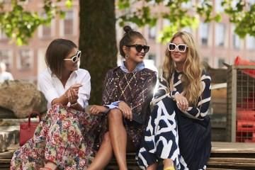 Copenhagen Fashion Week Street Style Spring 2018 Day 2