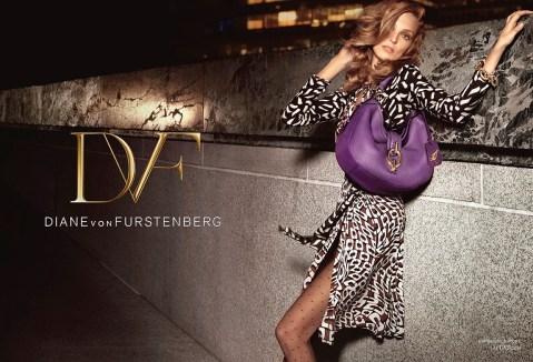 Diane Von Furstenberg, Fall 2013