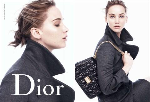 Dior FW 2013 Jennifer Lawrence