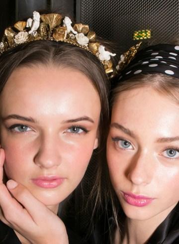 Dolce and Gabbana Spring 2016 Fashion Show Photo