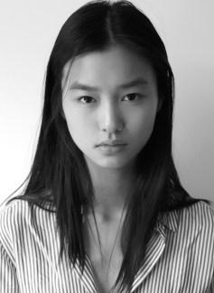 Estelle Chin model photo