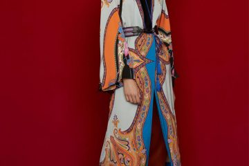 Etro Pre-Fall 2018 Lookbook