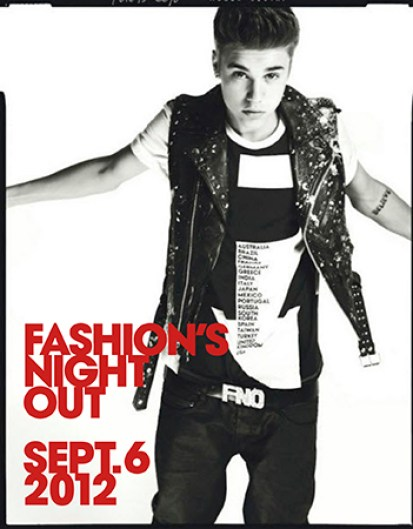 Fashion's Night Out, 2012