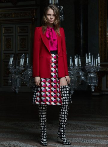 Fausto Puglisi Pre-Fall 2017 Lookbook