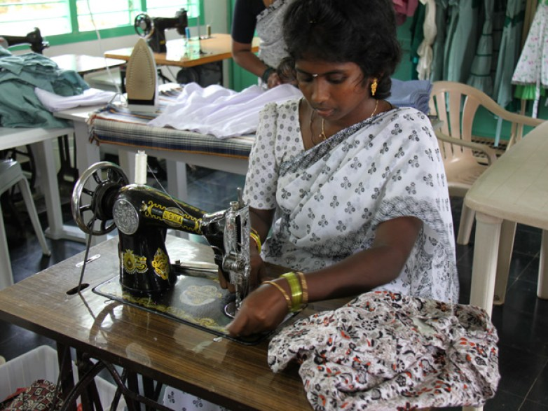 Care & Share   The Tailoring Unit