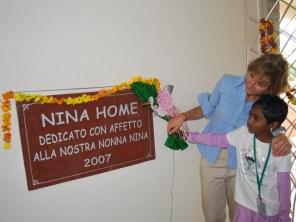 Anna Zegna at Care & Share   Nina's Home