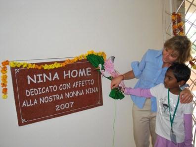 Anna Zegna at Care & Share | Nina's Home