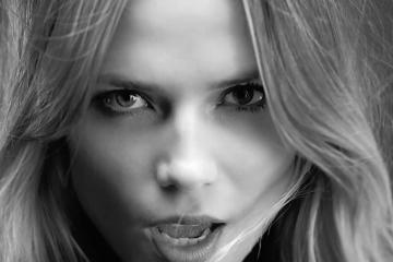 Frame Denim Fall 2015 Video Natasha Poly Photo