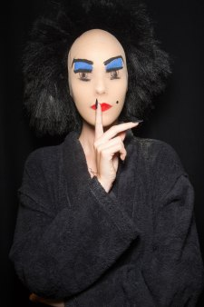 Gareth-Pugh-beauty-spring-2016-fashion-show-the-impression-208