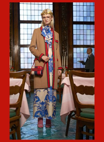 Gucci Pre-Fall 2018 Lookbook