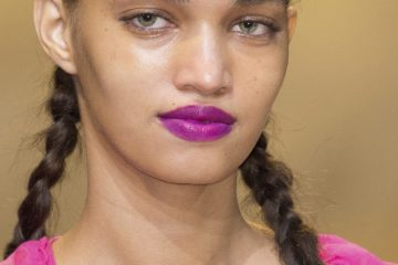 H&M Spring 2017 Fashion Show Beauty