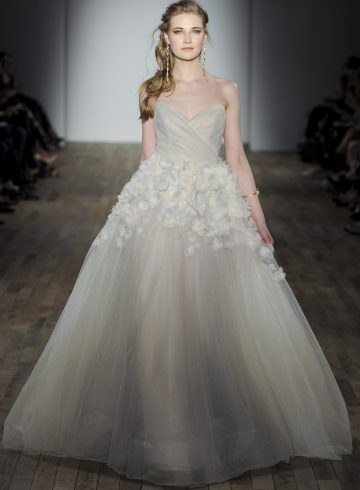 JLM Couture Spring 2018 Bridal Fashion Show