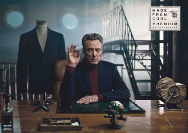 Jack & Jones FW 2013 Christopher Walken