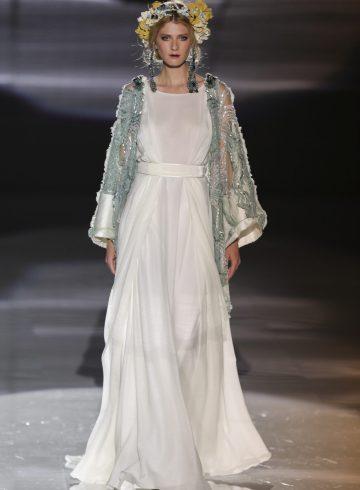 Jesus Peiro Spring 2018 Bridal Fashion Show