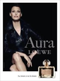 Loewe Aura Fragrance Holiday 2013