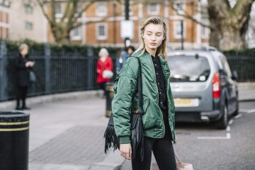 The Best of The Impression's London Fashion Week Models off-Duty Street Style Fall 2017 - Day 4