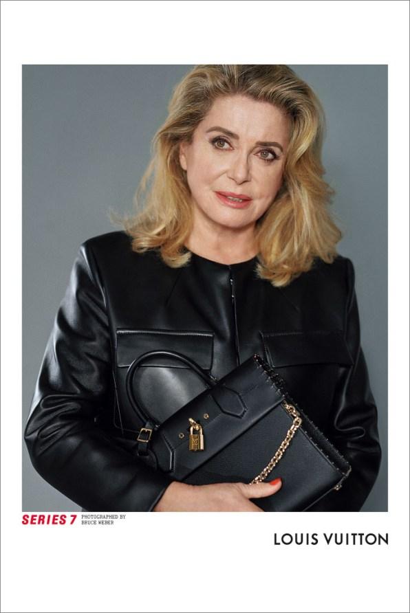 Louis Vuitton Series 7 Campaign
