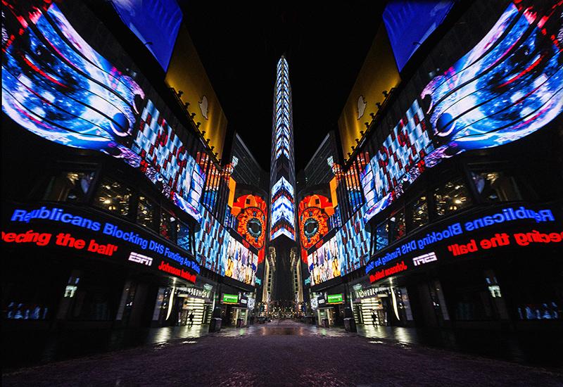 Marco Brambilla | Times Square Arts