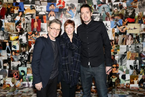 Mikhail Baryshnikov, Lisa Rinehart, Marcus Wainwright