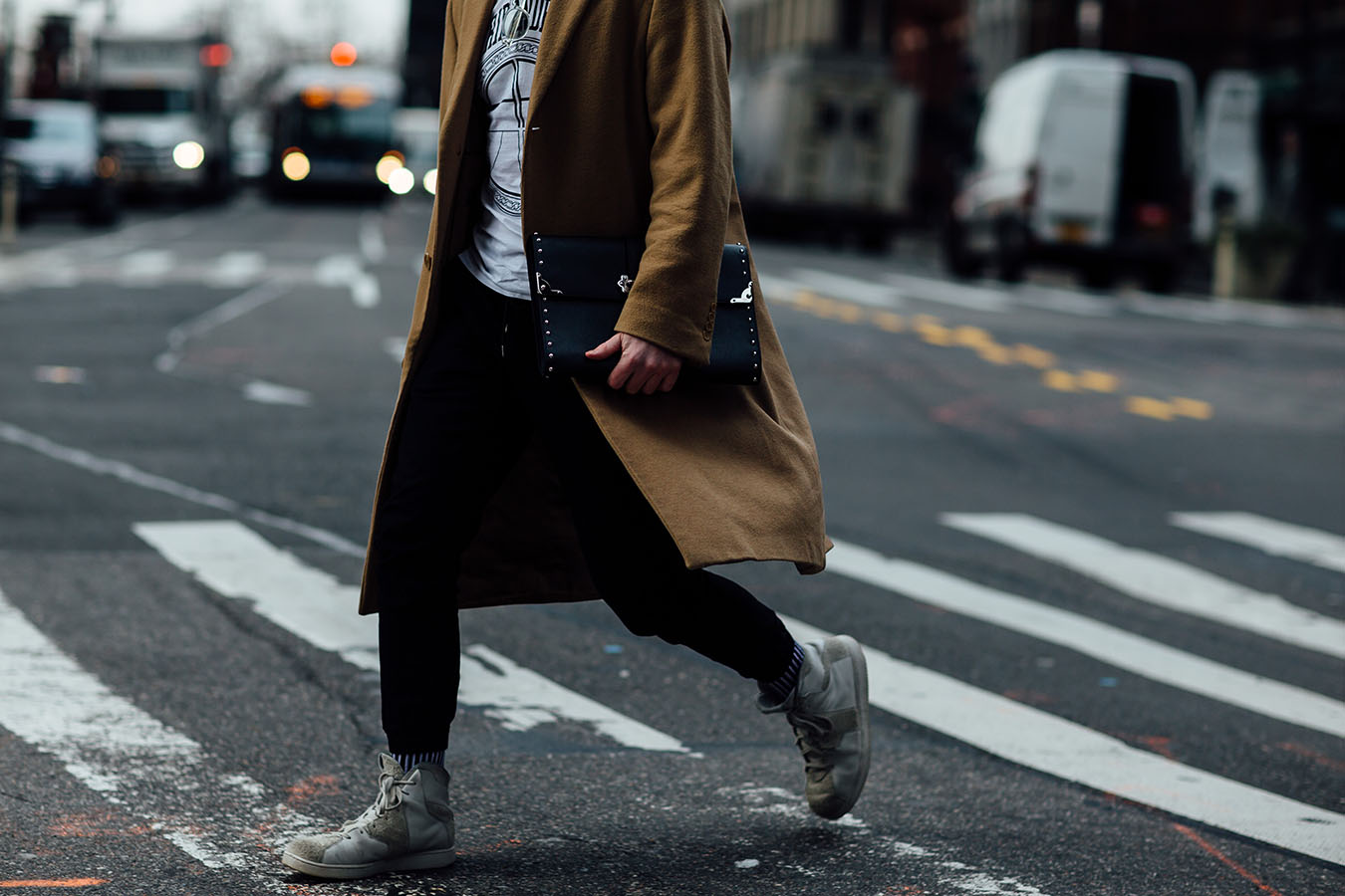 New York Week Fashion Week Men 39 S Street Style Day 1 Fall