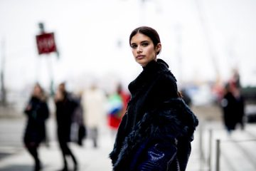 The Best of The Impression's New York Fashion Week Models off-Duty Street Style Fall 2017 - Day 7