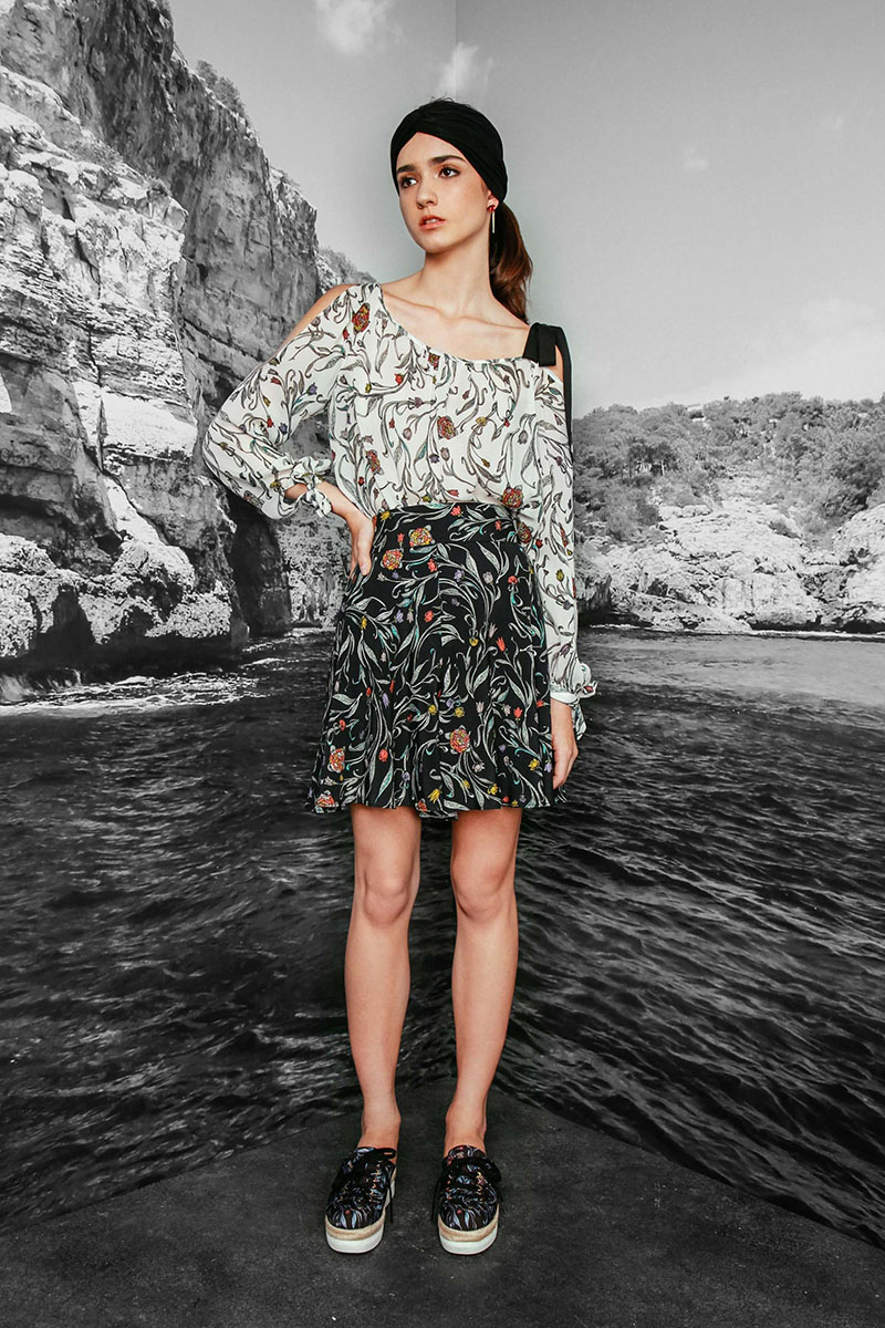 Nicole-Miller-resort-2017-fashion-show-the-impression-15