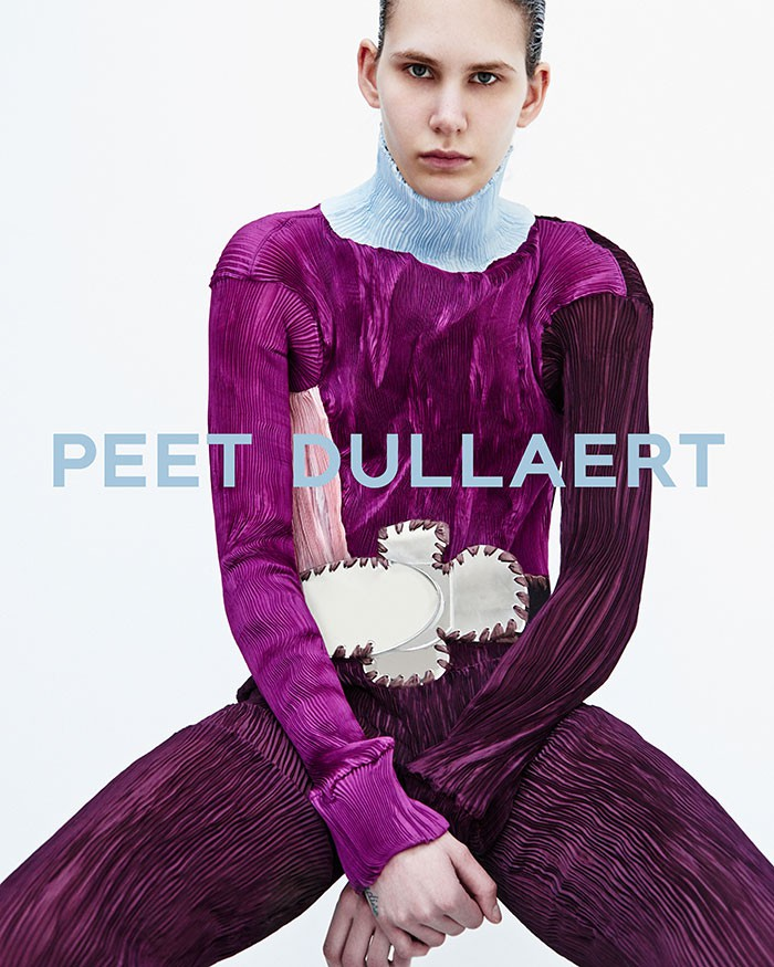 peet dullaert fall 2015 ad campaign  Niki Geux photo