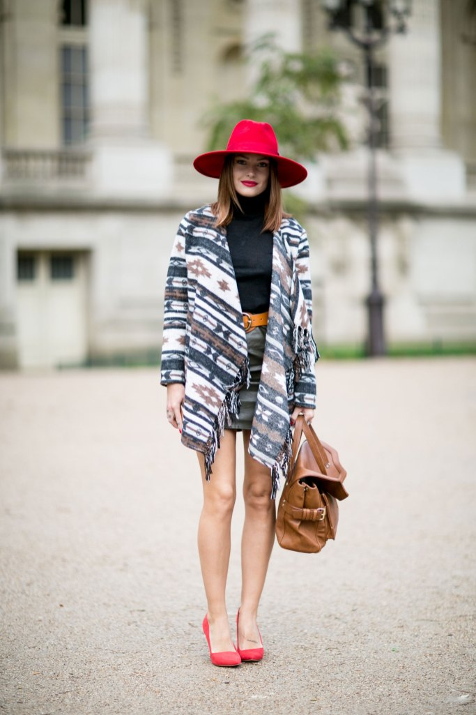 The Best Of Paris Fashion Week Street Style Spring 2016 Day 8