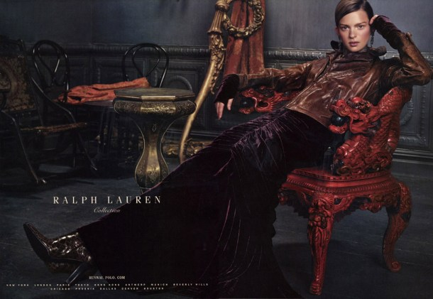 Ralph Lauren Collection FW 2003