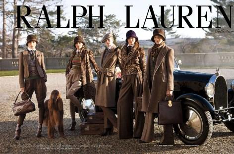 Ralph Lauren Collection FW 2012